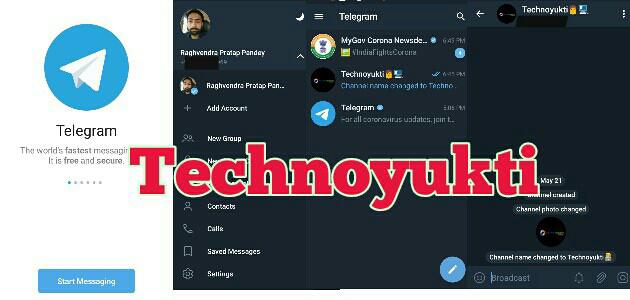 Telegram ko kaise use kare