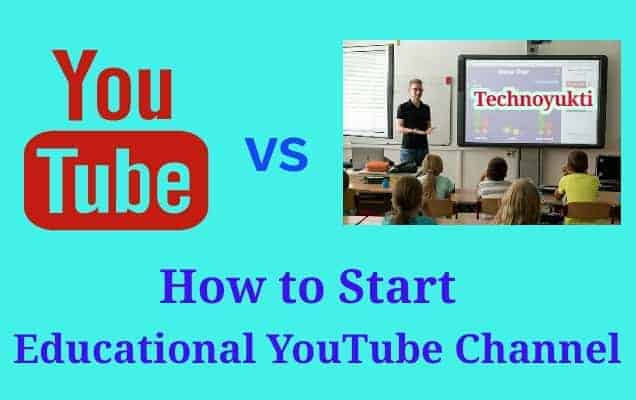 How to Start an Educational YouTube Channel