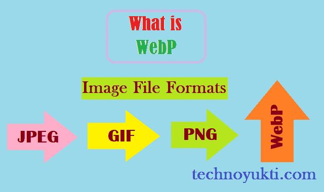 WebP क्या है