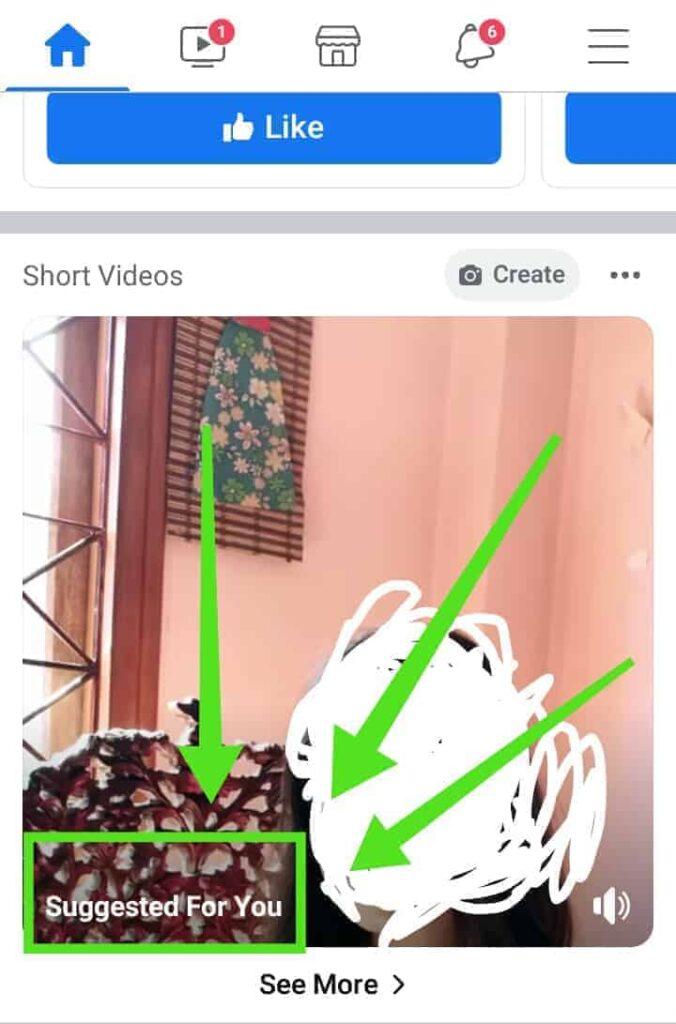 Facebook Short Video